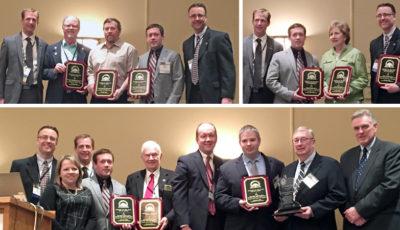 Photos at MCOA awards ceremony