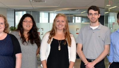 TKDA 2015 summer interns