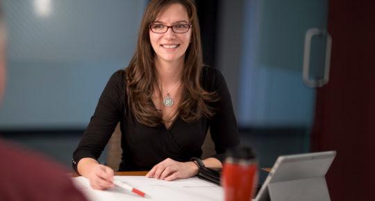 Photo of TKDA employee