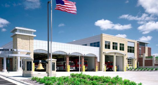 Photo of Victoria Fire Station