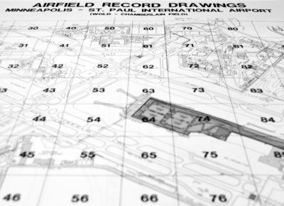 Airfield Record Drawing