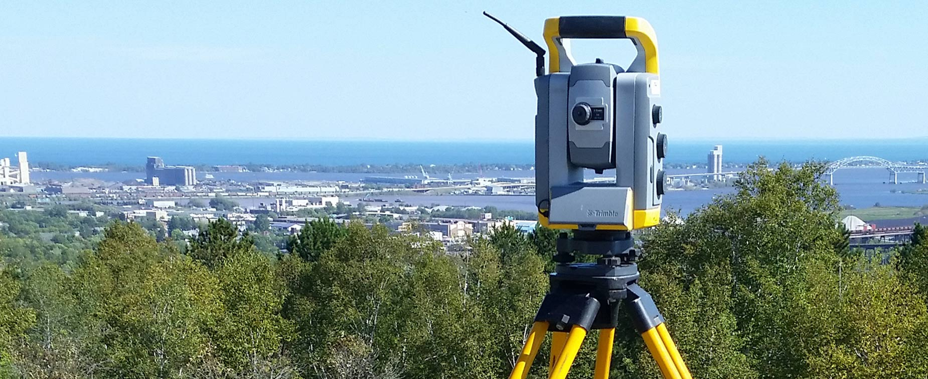 Land Surveying Equipment