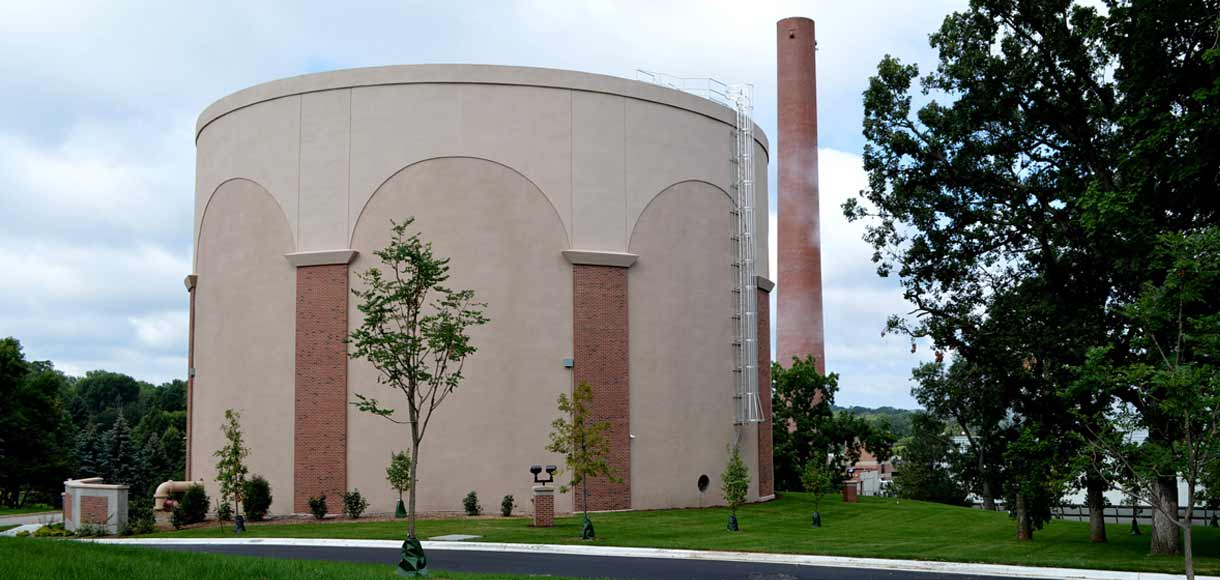 Photo of Rochester Water Reservoir