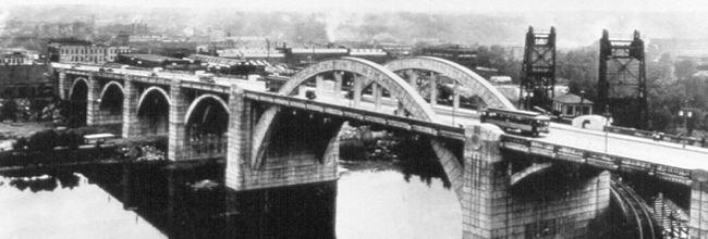 Photo of Robert Street Bridge
