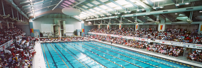 Photo of U of M Aquatics Center