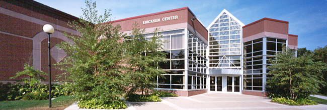 Photo of Erickson Center Wellness and Athletic Facility