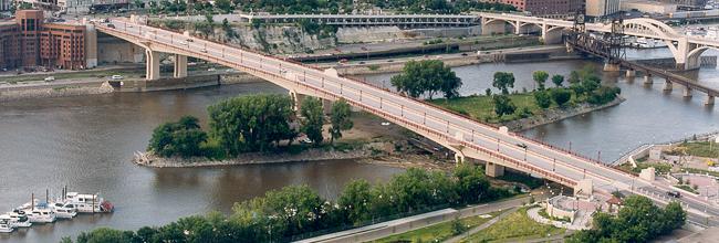 Photo of Wabasha Street Bridge