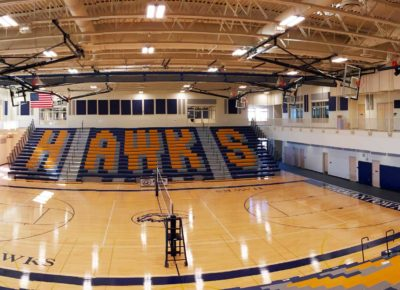 Photo of Hermantown High School Gym