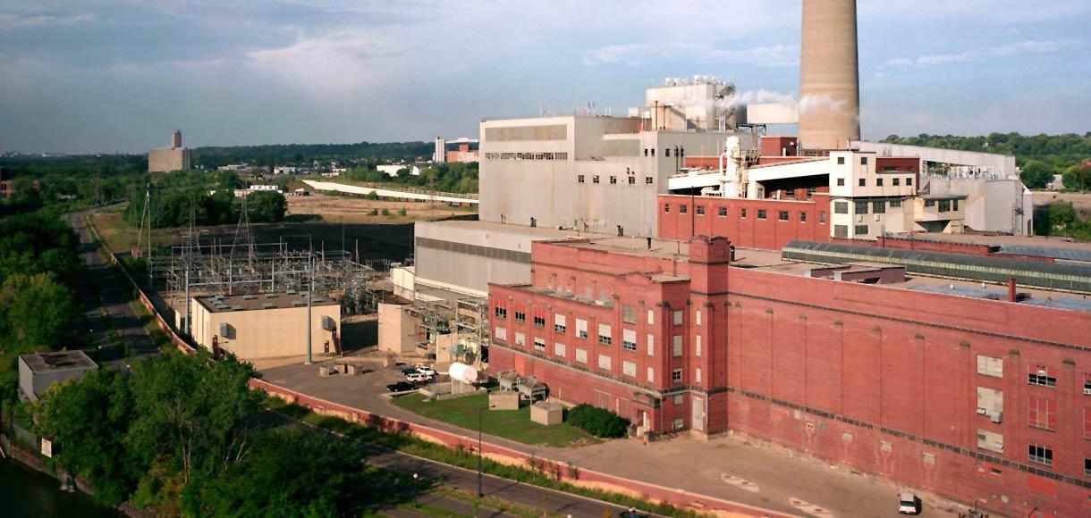 Photo of Xcel Energy High Bridge Plant