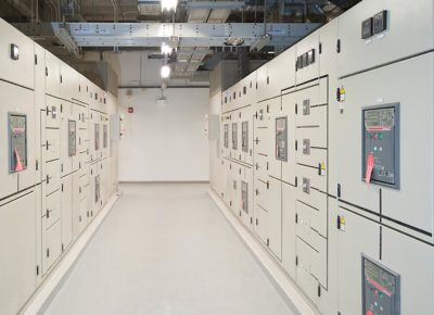 Electrical Distribution for Mining
