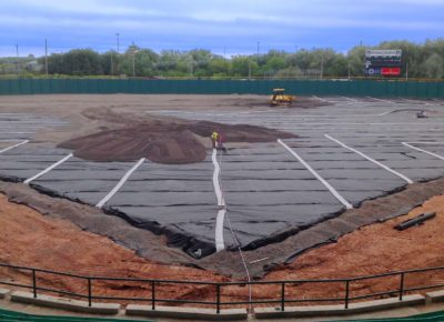 Wade Stadium Renovation