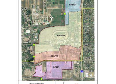 Minnesota State Farm Stormwater Drainage