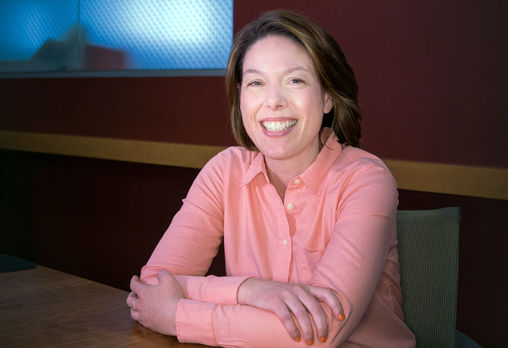 Photo of Beth Tomlinson