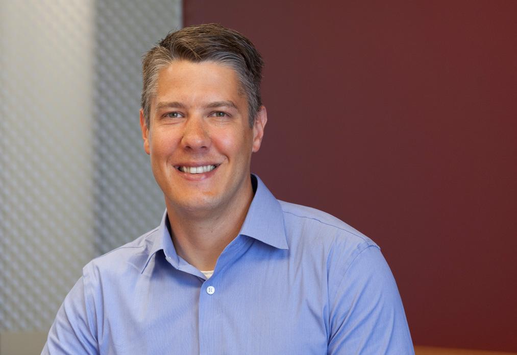 Photo of TKDA employee Daniel Nesler, PE