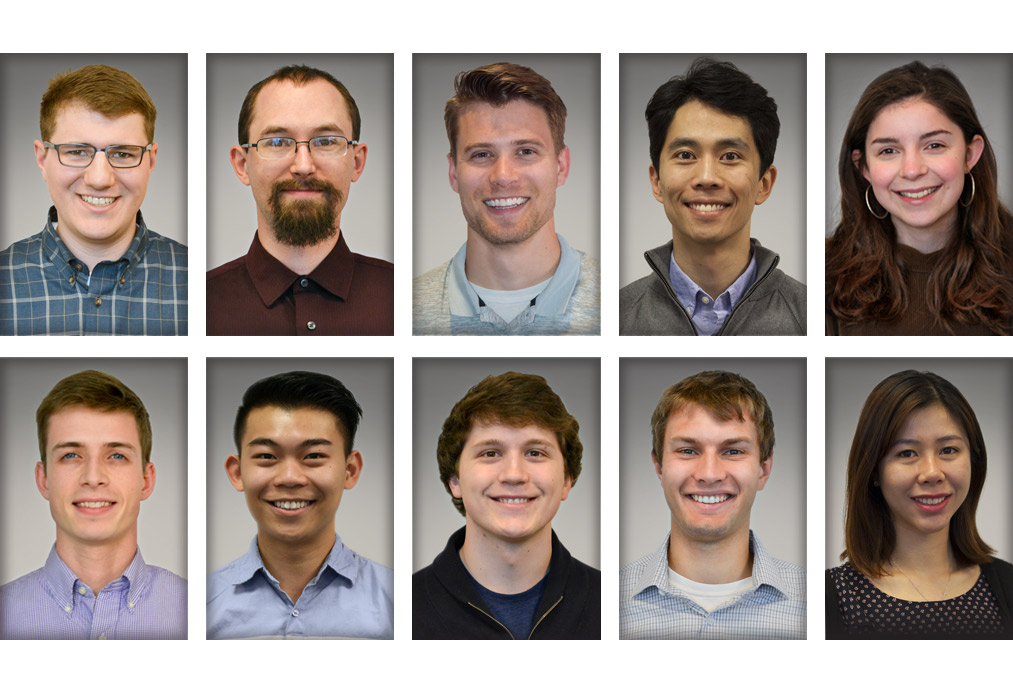 Photo of 10 new TKDA employees