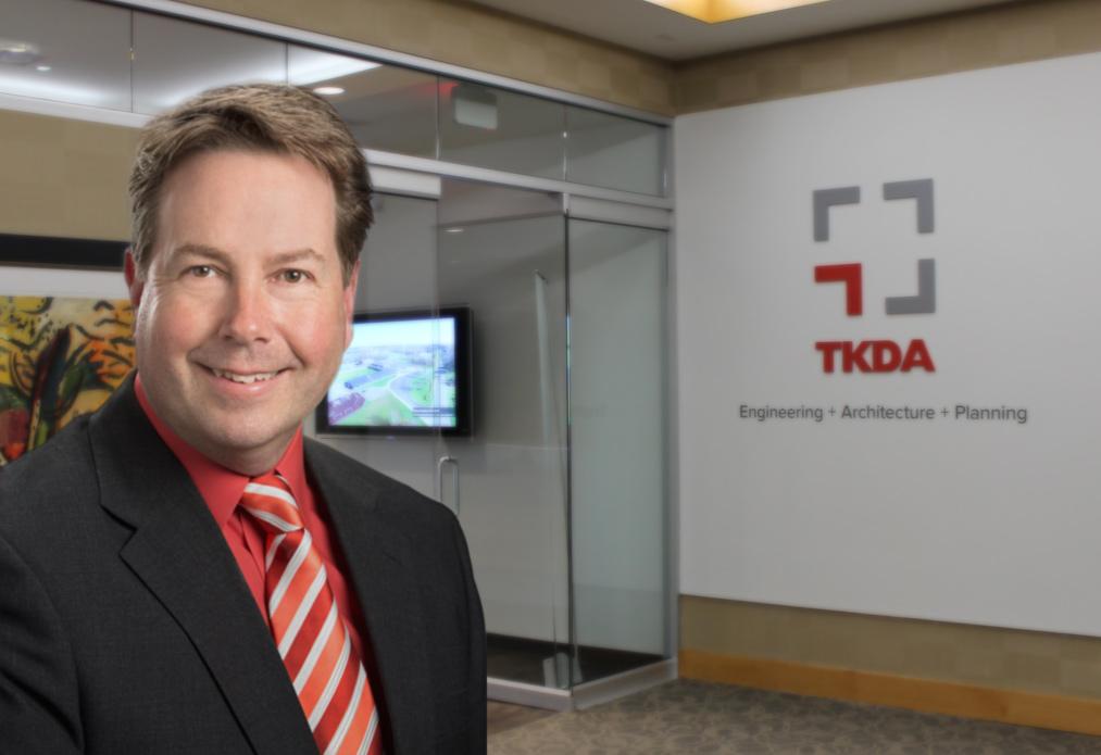 Photo of TKDA Jeff Goetzman