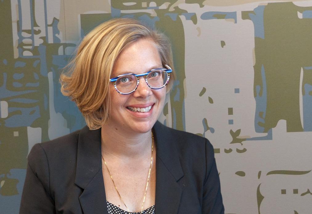 TKDA Education Market Manager Angela Otteson