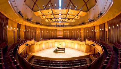 Weber Music Hall at UMD