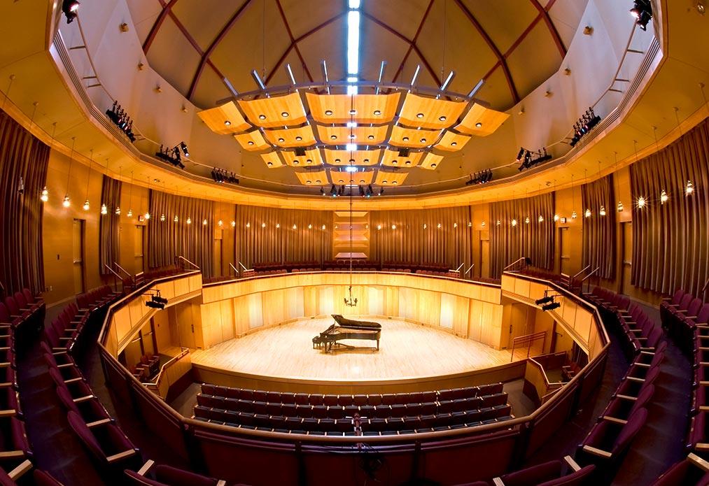 Weber Music Hall at UMD