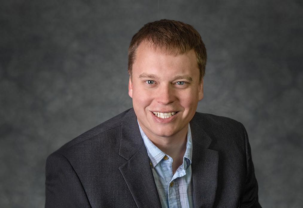 New member of TKDA's Rail Division Justin Hicks
