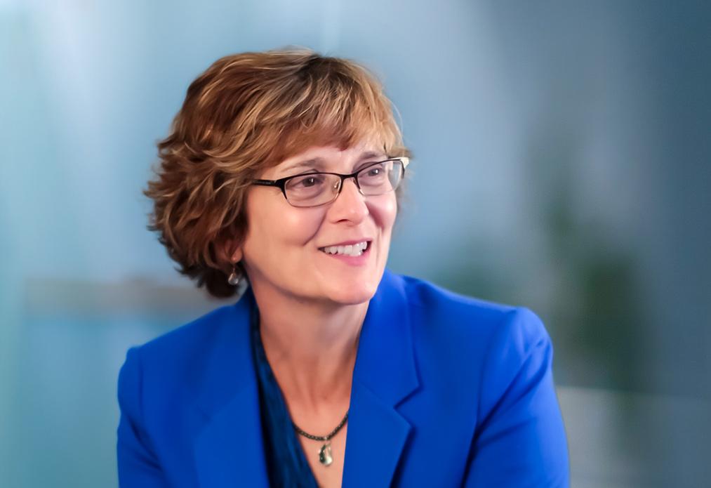 Leslee LeRoux, VP of TKDA Marketing/Business Development